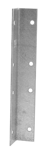 USP Structural Connectors SCA10 TZ G185 Triple Zinc Galvanized Stair Case Angle 10 Inch