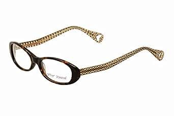 Amazon.com: Betsey Johnson Women's Eyeglasses Tutu Sweet