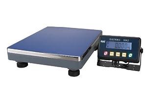 G&G PSE 200kg/10g Paketwaage Plattformwaage Digitalwaage Industriewaage / Batteriebetrieb möglich Scale   Kritiken und weitere Informationen
