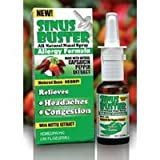 Allergy Buster All Natural Nasal Spray .68 fl oz (20 ml)