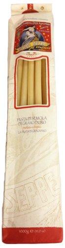 Giuseppe Afeltra Candele Lunghe Pasta di Gragnano Extra Long Tube 1KG