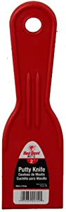 Red Devil 4712 2-Inch Plastic Putty Knife