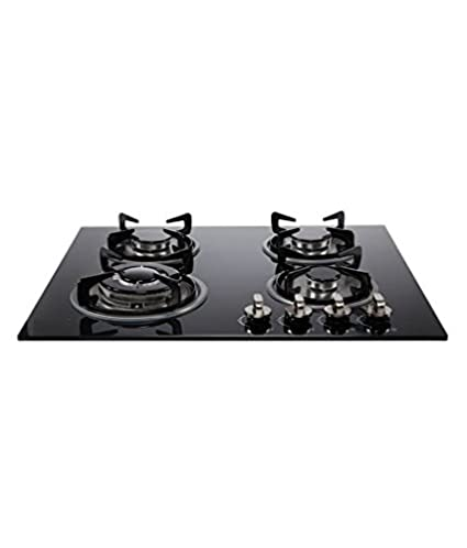 Square Built In Hob Gas Cooktop (4 Burner)