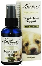 Joint Support for Dogs - For a loved pet in pain, relief can't come quickly enough, 2 oz., (Natures Inventory)
