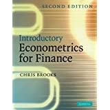 Introductory Econometrics for Financeby Chris Brooks