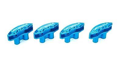 Brake Caliper Aluminum (Aqua) (4): V100