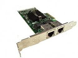 Dell X3959 Dual Gigabit PCI-E Poweredge Server NIC