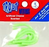 TROUT WORM 5 PACK MINT (CHTGR)
