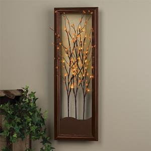 Gerson 41763 - 41763 Battery Operated Willow Lighted Branches