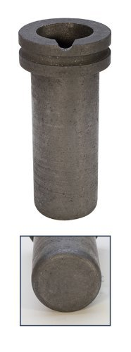 Graphite Crucible, 1Kg Electric Furance