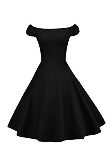 ilover-stylish-40s-50s-60s-rockabilly-off-shoulder-vintage-cocktail-swing-dress
