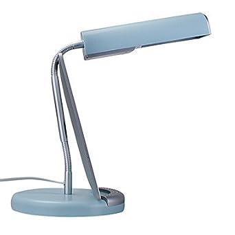 llw 5w plastic led table lamp blue desk lamps. Black Bedroom Furniture Sets. Home Design Ideas