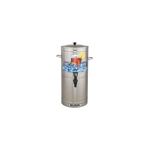 Bunn 3.5 Gallon Iced Tea Dispenser w/ S/S Lid and Side Handles