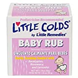 Little Remedies Little Colds Baby Rub Soothing Ointment -- 1.76 oz