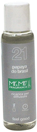 Mr&Mrs easy fragrance 021 Brazil papaya do brasil 詰め替えボトル100ml