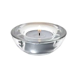 50 glass tea light tealight candle holders ikea brand. Black Bedroom Furniture Sets. Home Design Ideas
