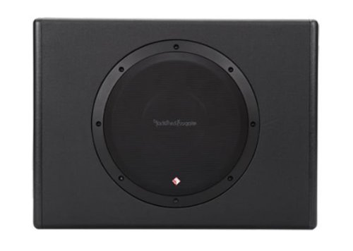 Rockford Fosgate P300-10 Punch Powered Loaded 10-Inch Subwoofer Enclosure