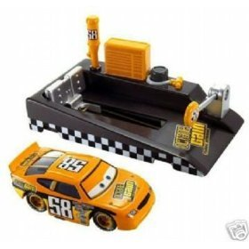 Octane Gain - Disney Cars Pit Row Race-Off - Buy Octane Gain - Disney Cars Pit Row Race-Off - Purchase Octane Gain - Disney Cars Pit Row Race-Off (Mattel, Toys & Games,Categories,Play Vehicles,Vehicle Playsets)
