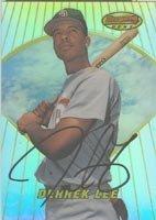 Derrek Lee San Diego Padres 1996 Bowman