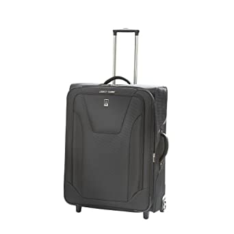 "Travelpro Luggage Maxlite 2 28"" Expandable Rollaboard, Black, One Size"