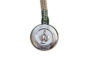 Leaf Locket,Leaf Necklace, Good Luck, Best Friend Gift, Locket Necklace, Luck Charm