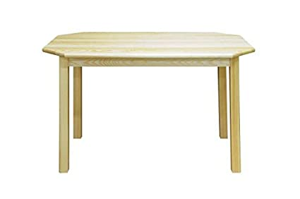 Tisch 75x120 cm, Farbe: Natur