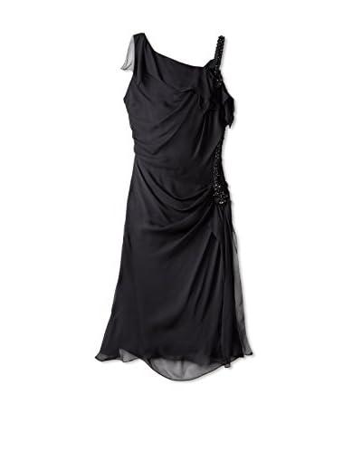 Carolina Herrera Women's Cocktail Dress with Jewel Detail