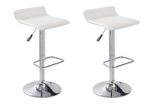 Sgabelli design moderni bar e cucina sgabelli bianchi ecopelle