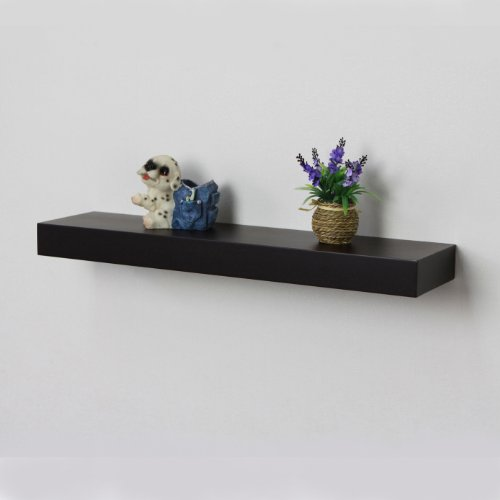 24 Inch Floating Wall Shelf