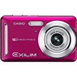 Casio Exilim EX-Z29 10.1 MP Digital Camera with  3x Optical Zoom and 2.7-Inch LCD (Purple)