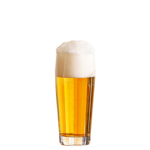 Willi-Becher Bierglas 0,25 ltr.