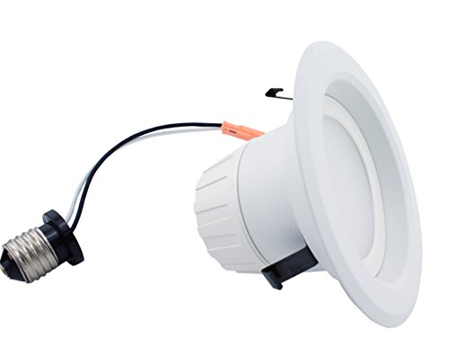 Royoled Ry-Ul12609-4 9W 4-Inch 5000K Dimmable Ultra Bright Led Downlight,Round Recessed Lighting Kit Replaces Other Traditional Lighting