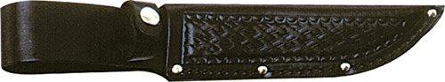 Sheath Straight Knife Sheath 6in., Black