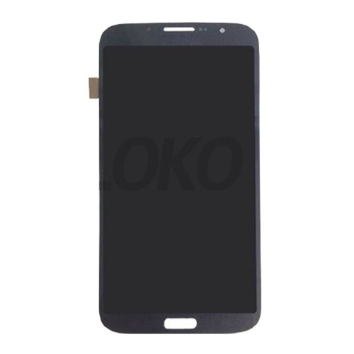 Lcd Touch Digitizer Screen Assembly For Samsung Galaxy Mega 6.3 I527 I9205 Dark Blue