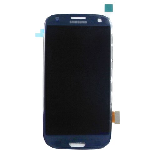 Original Lcd Screen Display + Touch Digitizer For Samsung Galaxy S3 I9300 (Blue)