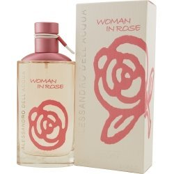 Alessandro Dell Acqua Woman In Rose Eau de Toilette 100ml Spray