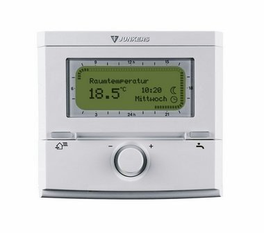Boiler thermostat einstellen