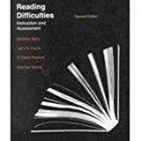 Reading Difficulties: Instruction and Assessment (0070631824) by Taylor, Barbara