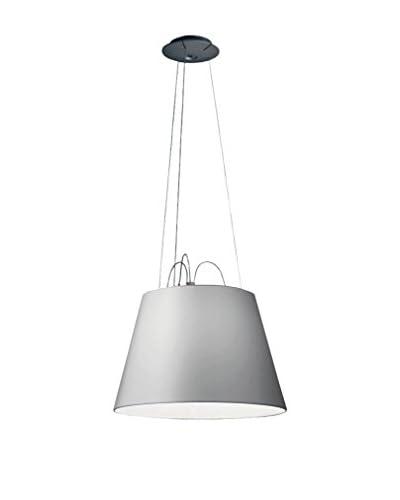Artemide Lampada A Sospensione Tolomeo Mega 42 Alluminio/Raso Ø 42 H 36 max 200 cm