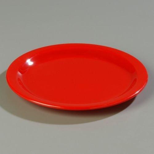 Carlisle 4350105 Dallas Ware Melamine Dinner Plate, 8.92