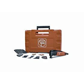 Fein FMM 250Q Select Plus MultiMaster Oscillating Detail Sander Tool Kit