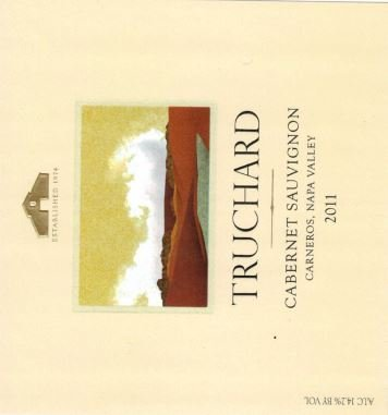 2011 Truchard Carneros Napa Valley Cabernet Sauvignon 750 Ml