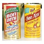 Bon Ami Cleanser Polish, Pack of 12