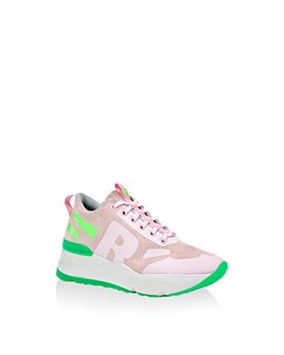 Ruco Line Sneaker 4000 Termo Soft [Bianco/Verde]