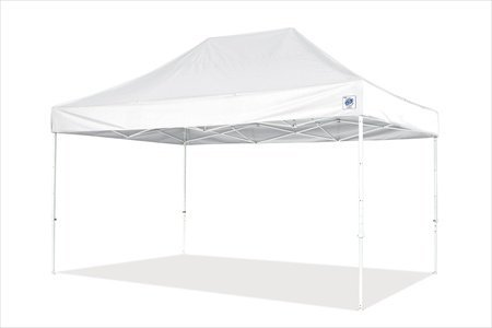 The Eclipse II 15 Ft. W x 10 Ft. D Canopy Color: White