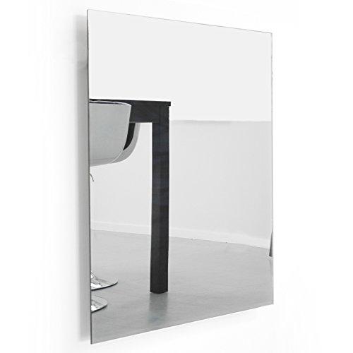 Infrarotheizung spiegel rahmenlos 700 watt spar baumarkt for Spiegel infrarotheizung