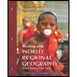 img - for Working With World Regional Geography 2e book / textbook / text book