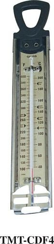 11.75'' x 2'' Candy / Deep Fry Display Thermometer