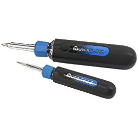 KR Tools 12609 Autoloader 6-in-1 Auto-Loading Classic and Precision Screwdriver Set