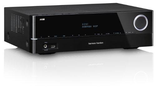 AVR 161 5.1 Audio Video Receiver 85 Watt 5x HDMI Internetradio DLNA 1.5 Bluetooth USB schwarz